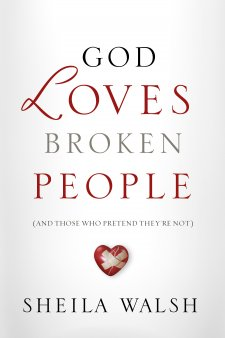 Cover, God Loves Broken people