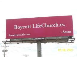 Boycott Lifechurch.tv